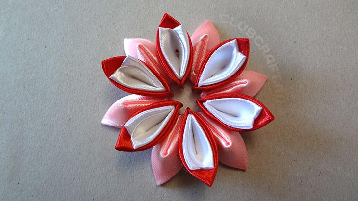 Установка на розовые лепестки