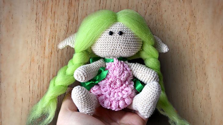 Кукла своими руками готова