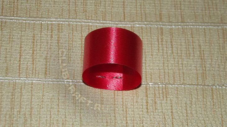 Кольцо из бумаги