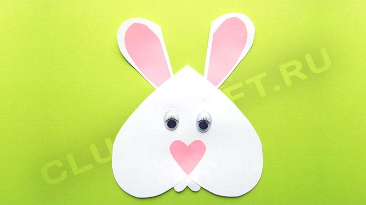 Мордочка зайца