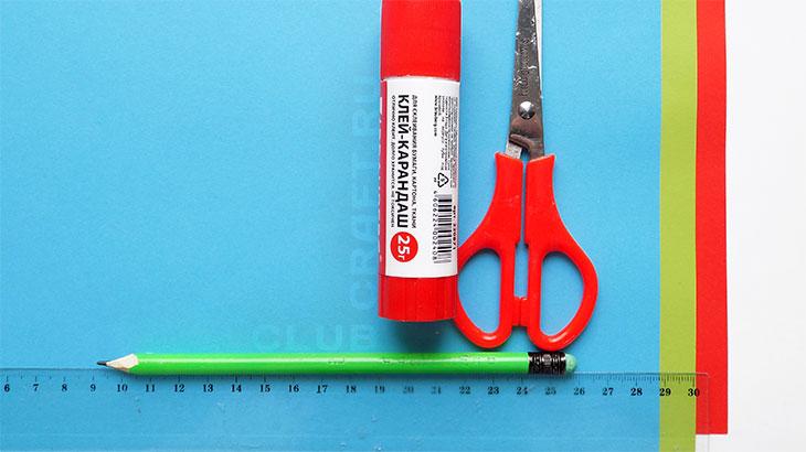 Инструменты и бумага